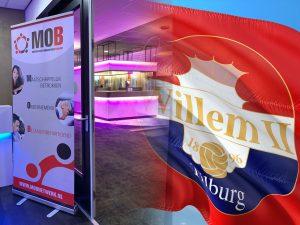 Willem Twee II Skybox MOB Bijeenkomst